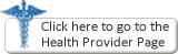 health provider area back button
